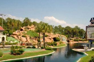 Treasure Island Miniature Golf