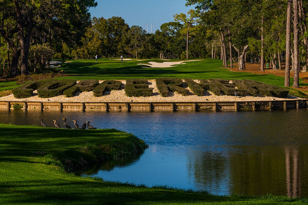 Innisbrook Copperhead Golf Course