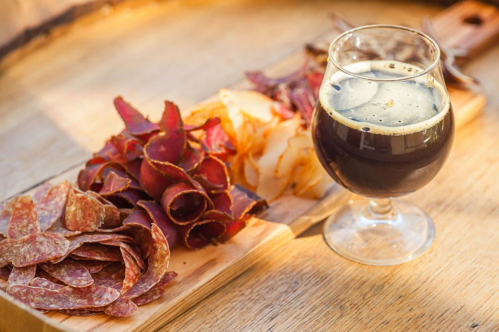 If you're hungry and thirsty, head to one of these nominated brewpubs