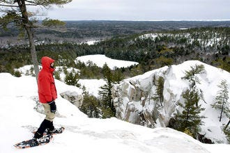 10 ways to enjoy winter in Ontario before it's over