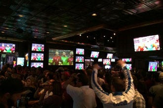 10 Essential Places to Watch Sports in the Dallas Area