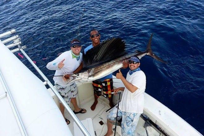 Teaser Fishing Charter Aruba