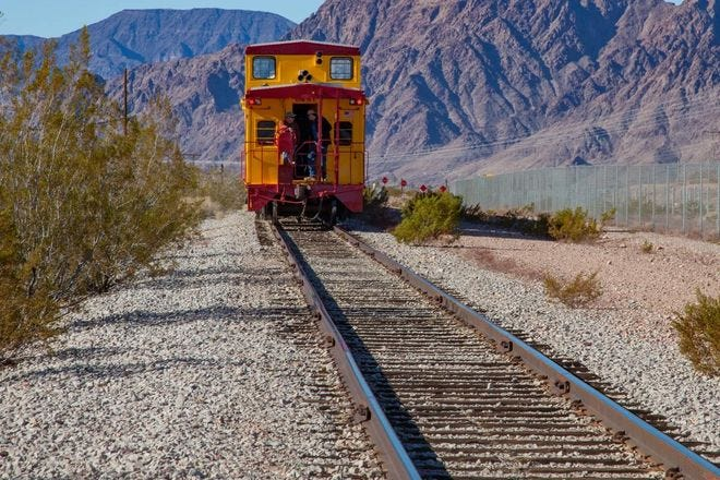 Nevada State Railroad Museum Boulder City