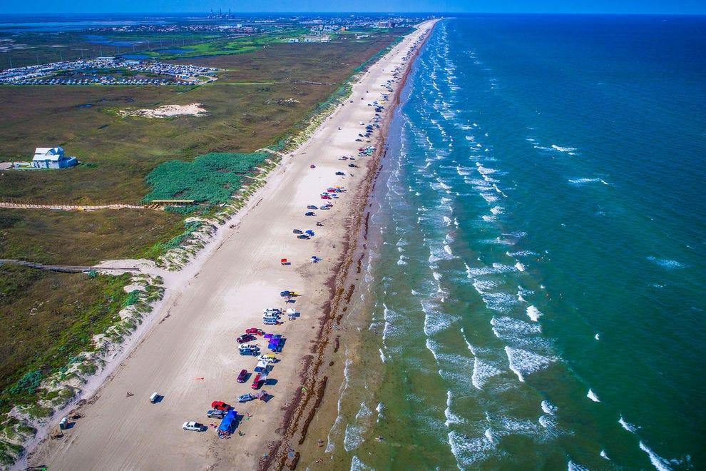 Best Texas Beach Winners: 2018 10Best Readers' Choice