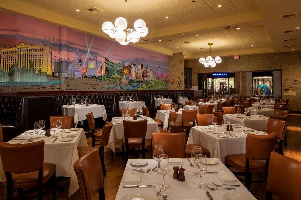 Lunch On The Strip Restaurants In Las Vegas