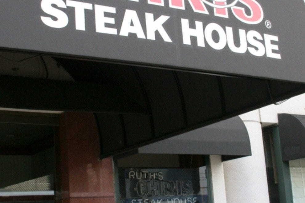 Ruth's Chris Steak House - San Francisco