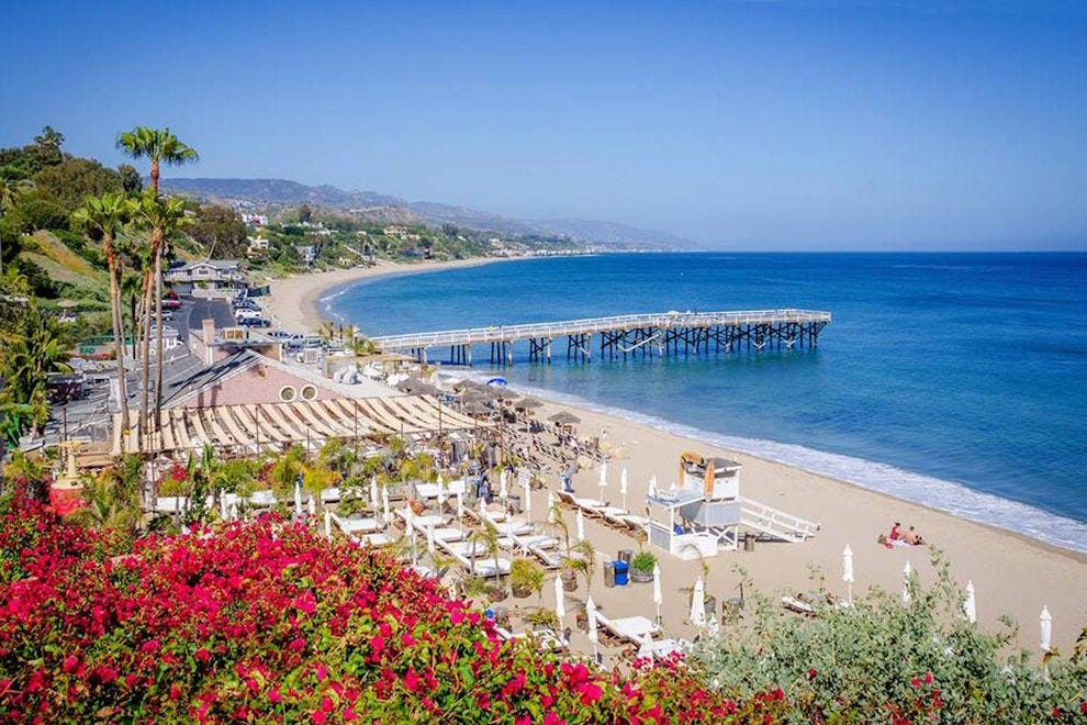 Malibu S Best Attractions Attractions In Los Angeles