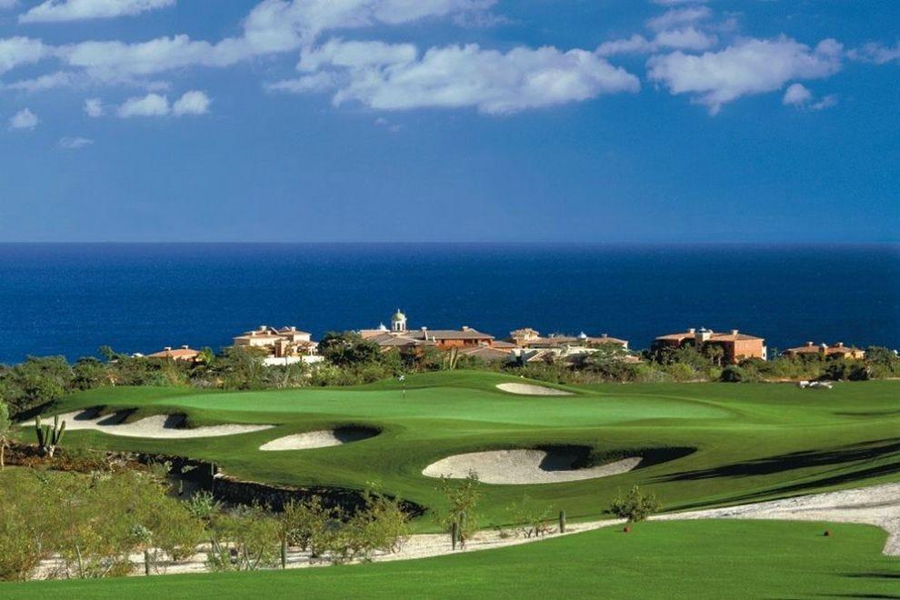 Cabo San Lucas, a unique place  |Cabo San Lucas Golf Courses Map