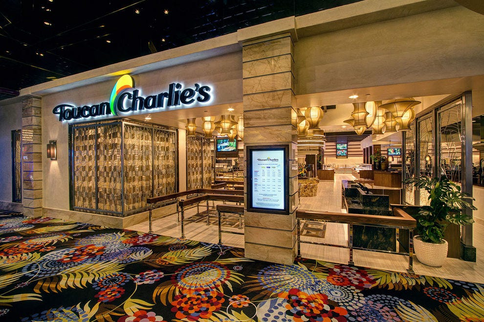 Toucan Charlie's Buffet & Grille at Atlantis Reno