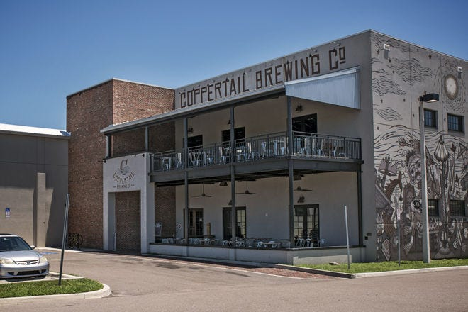 Coppertail Brewing Co.