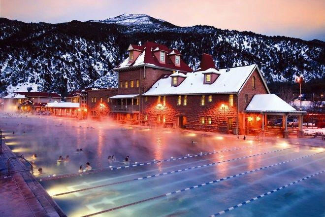Here are 10 spectacular ski area pools and hot tubs - travel-tips