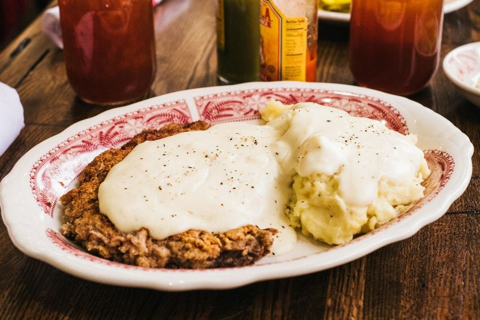 Best Chicken Fried Steak In Oklahoma Winners 2018 Usa Today 10best