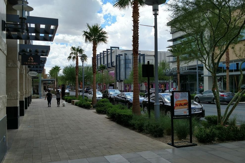 Oct 05,  · Downtown Summerlin is an open-air shopping center located approximately 12 miles northwest of the Las Vegas Strip, on West Sahara Avenue and the .
