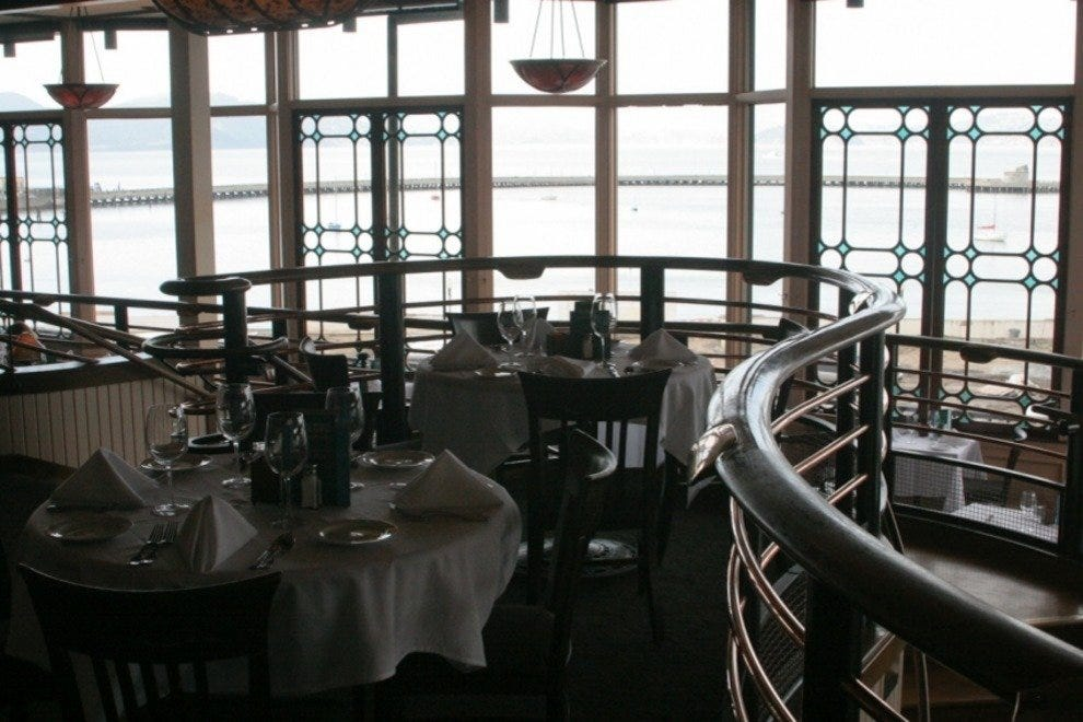 San Francisco Restaurants With Views 10best Restaurant