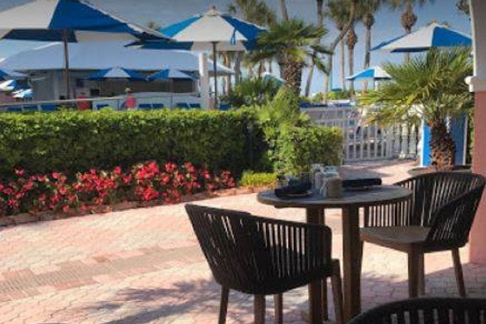 Sea Porch Café  - Don CeSar