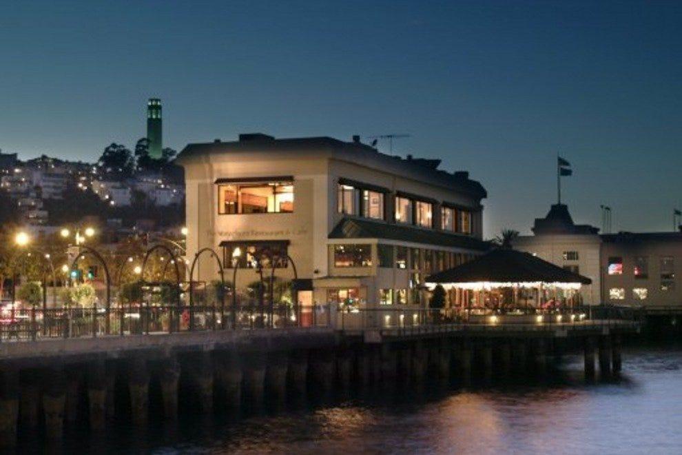 Cafe Restaurant In San Francisco Ca