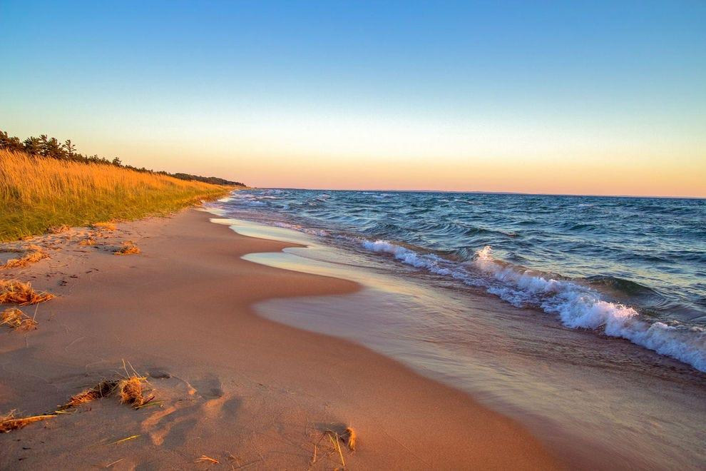 Vote Best Michigan Beach Nominees 2018 10best Readers