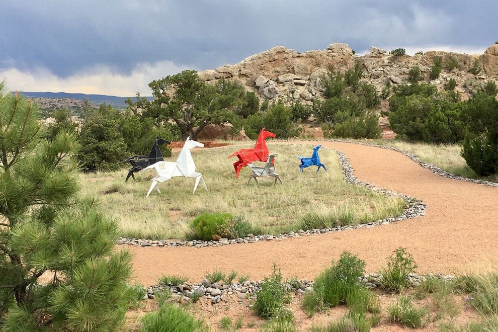 Road trip: 10 must-see stops along the Turquoise Trail