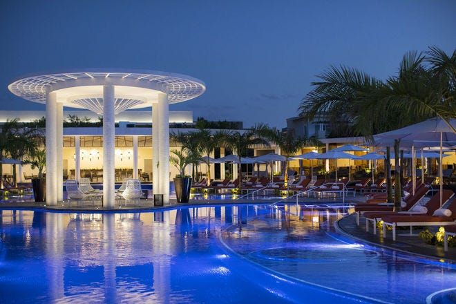 The Grand At Moon Palace Cancun Best Hotels In Cancun
