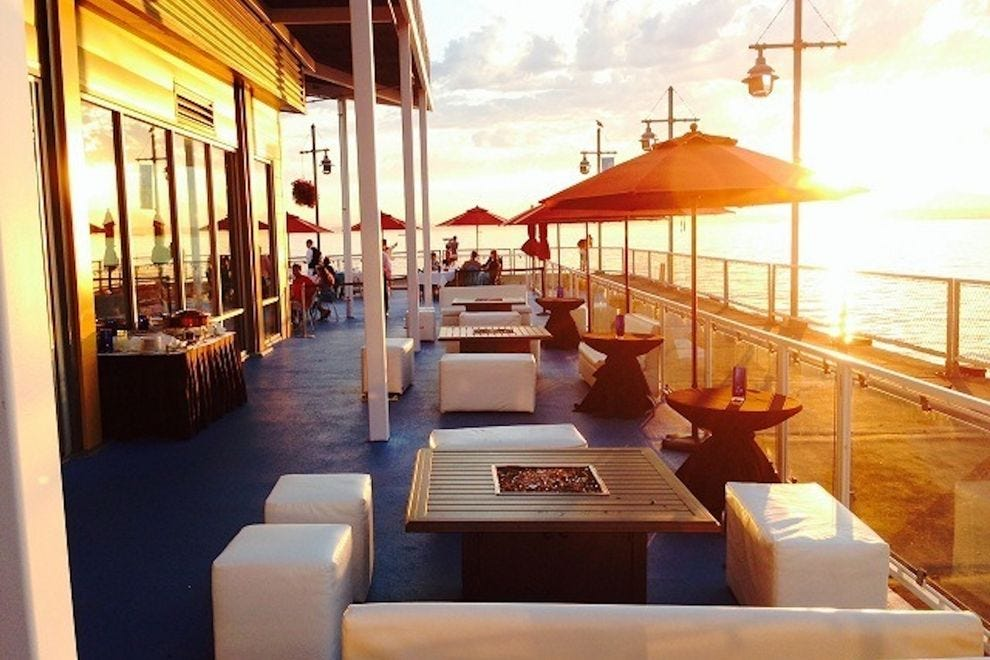 Aqua By El Gaucho Best Restaurants In Seattle
