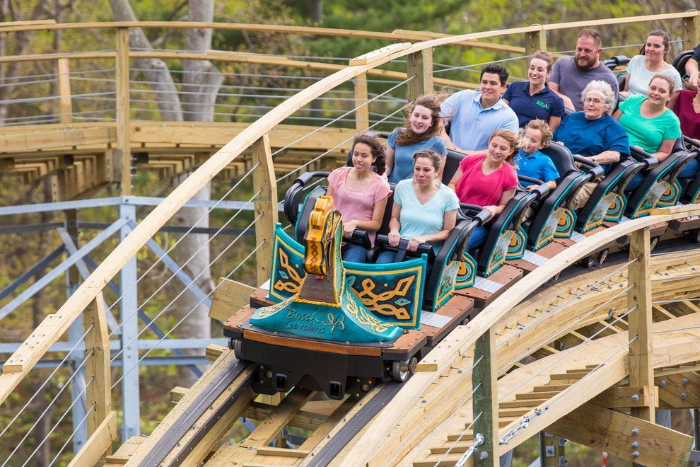 Best Amusement Park Winners 2018 10best Readers 39 Choice Travel Awards