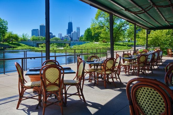 Best Restaurants For Spring In Chicago