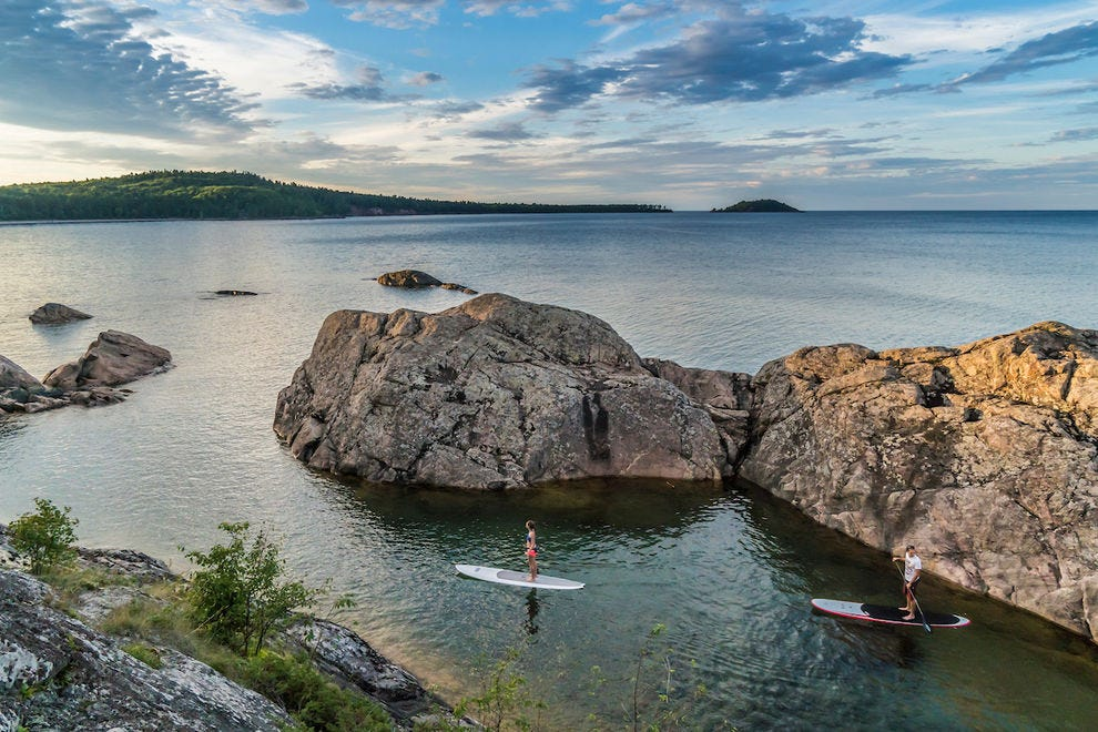Marquette serves as a gateway to adventure on Lake Superior