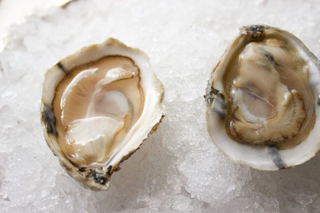 Oyster Bars in San Francisco