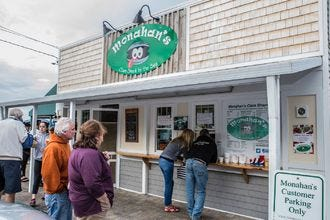 Monahan's Clam Shack & Restaurant