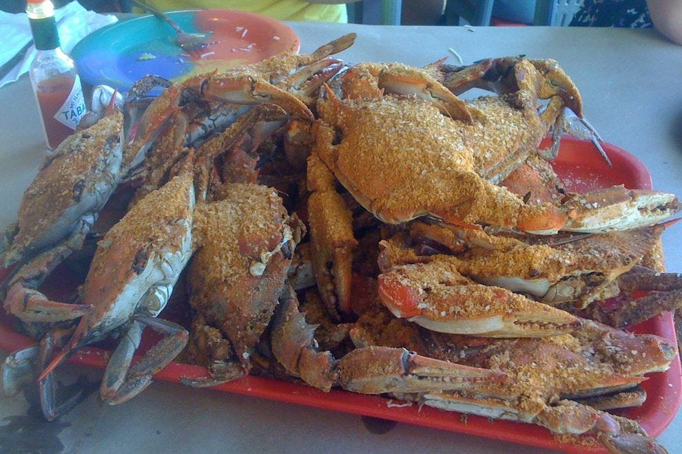 Best Crabs in Maryland Winners: 2018 10Best Readers' Choice