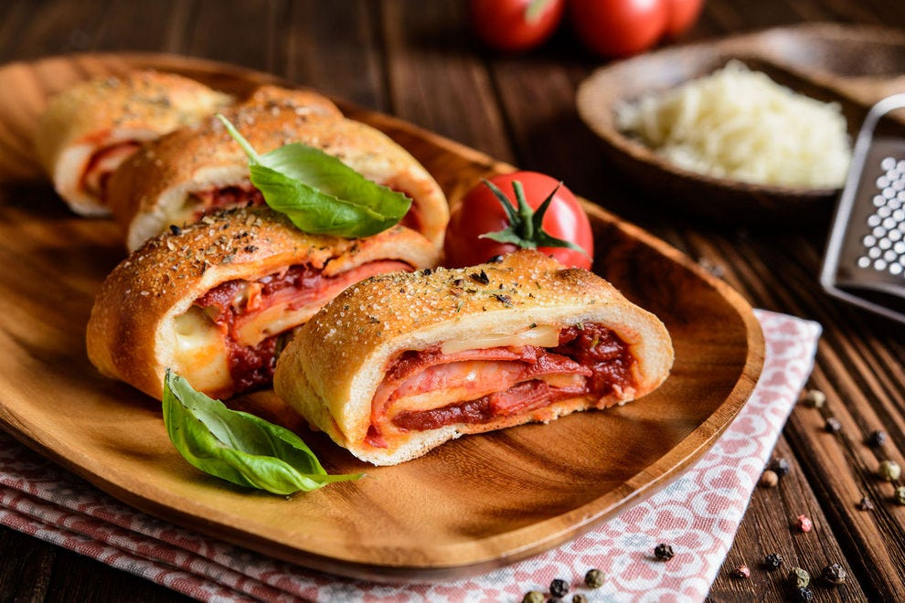 Stromboli was likely born in the Italian immigrant communities in Pennsylvania