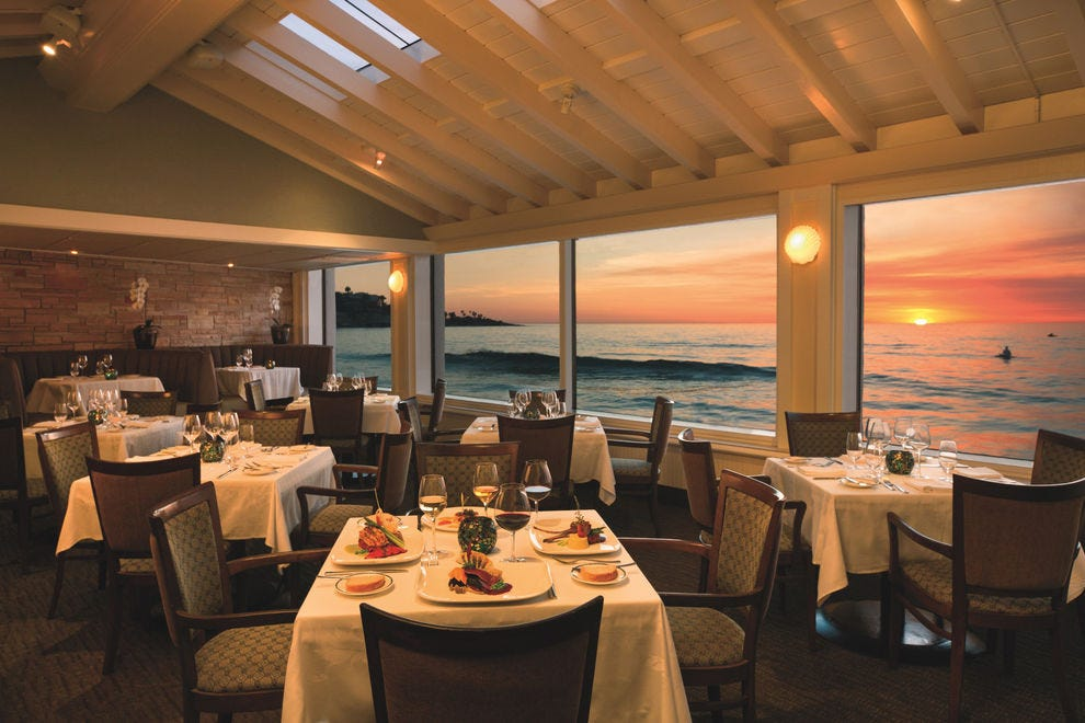 The Marine Room San Go Restaurants Review 10best Experts And Tourist Reviews