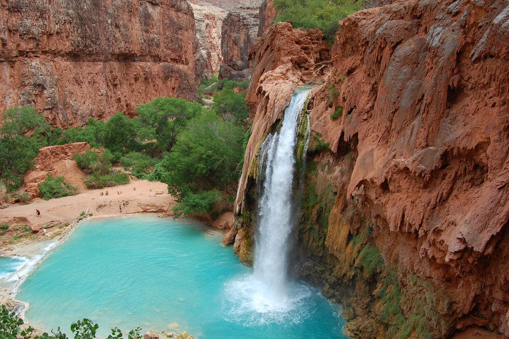 10 of the best swimming holes in the United States
