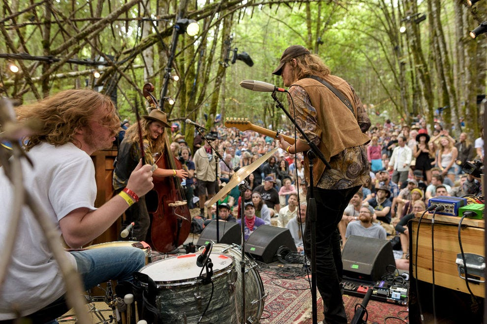The incredible Daniel Norgren returns to Pickathon again this summer