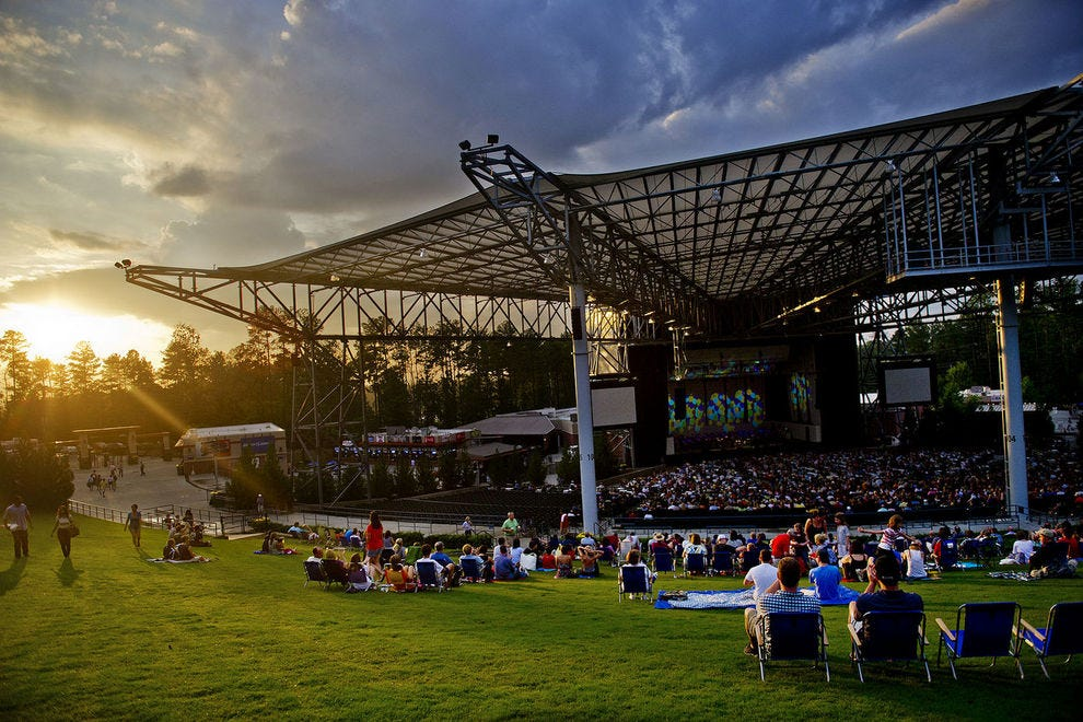 Ameris Bank Amphitheatre