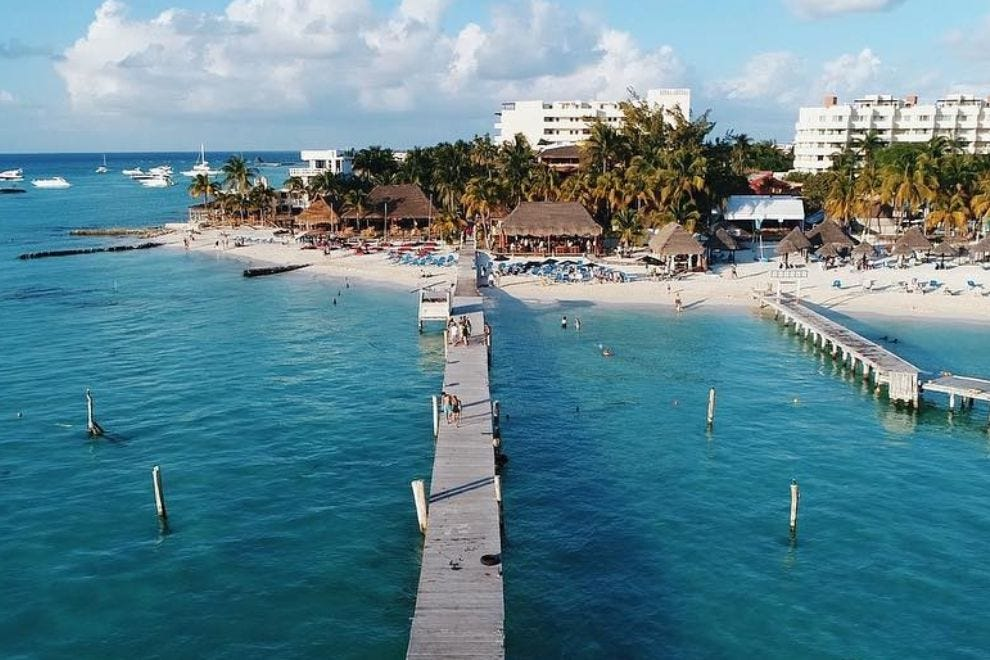 Beach Clubs Attractions In Cancun