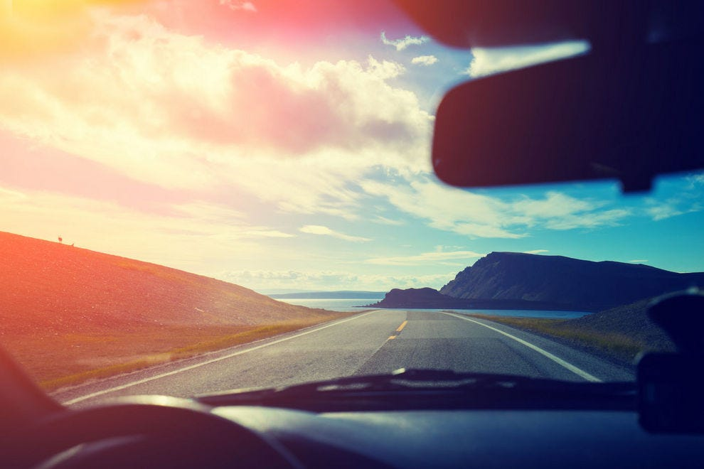 Songs about roads make great additions to road trip playlists