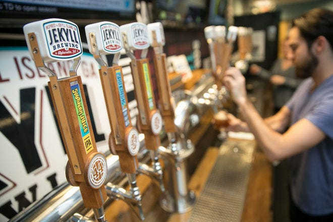 Jekyll Brewing is one of the very best things to do in Atlanta