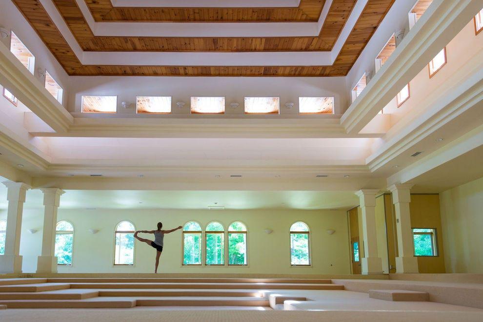The Art Of Living Retreat Center Boone, N.C.