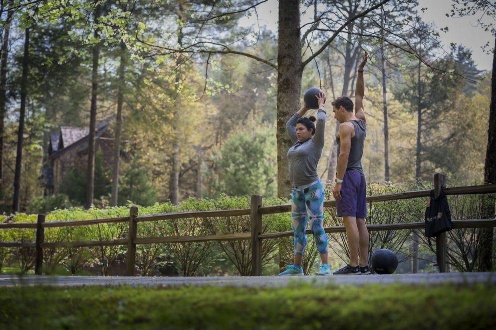 Best Health Wellness Resort Winners 2018 10best Readers Choice