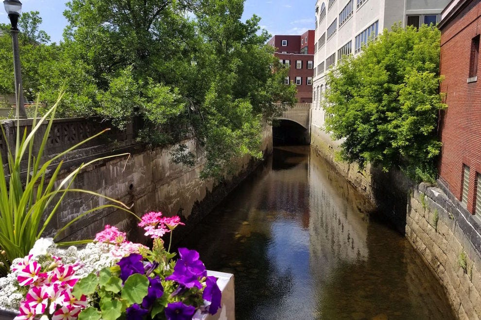 The canals play a pivotal role in <em>It</em>