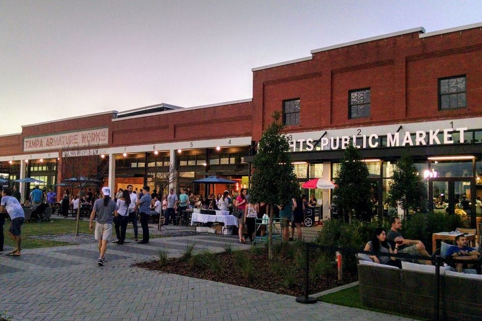 The Heights Public Market