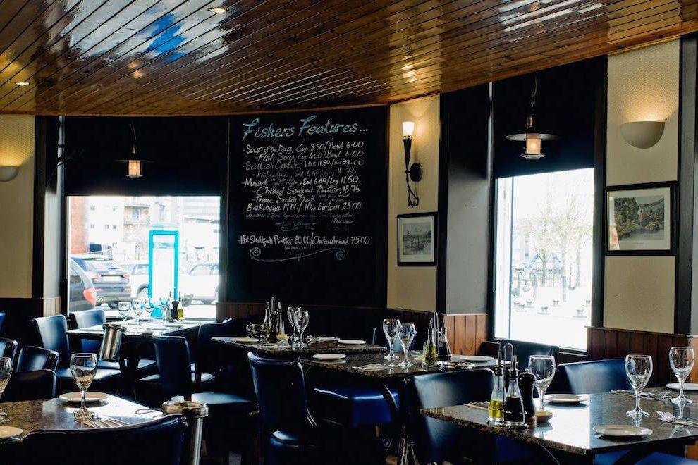 Fisher S Bistro Edinburgh Restaurants Review 10best