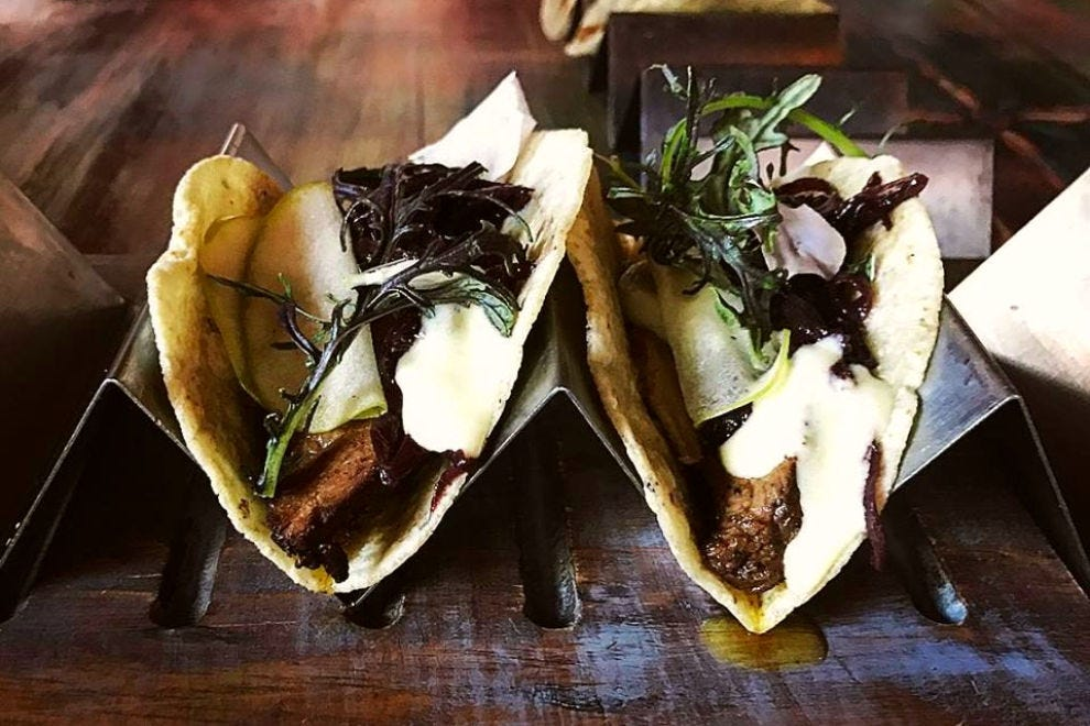Image of specialty dish at La Lupita Taco and Mezcal 8 Best Restaurants in Los Cabos