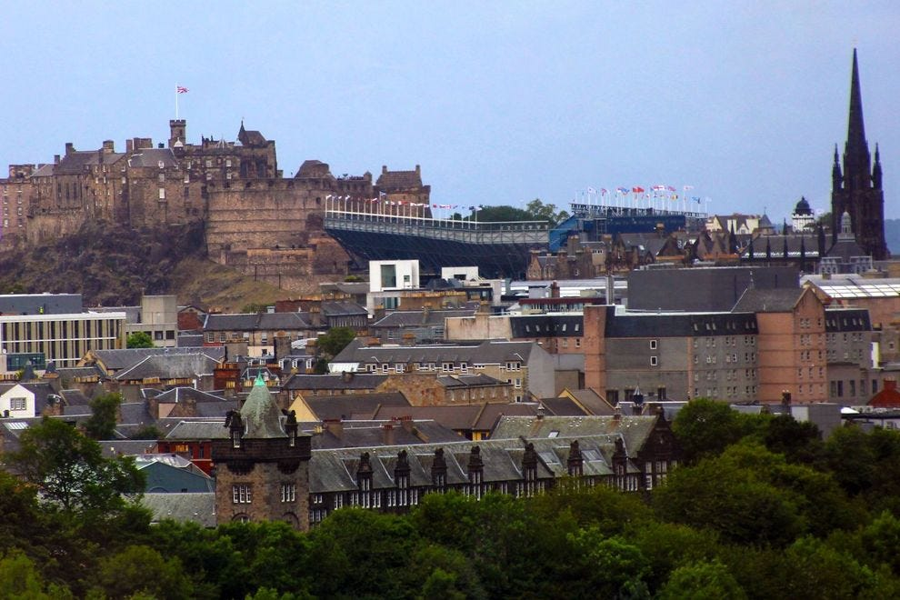 Scotland's enchanting capital