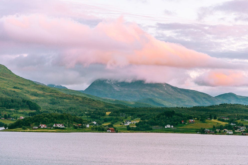 10 reasons you need to cruise in Norway