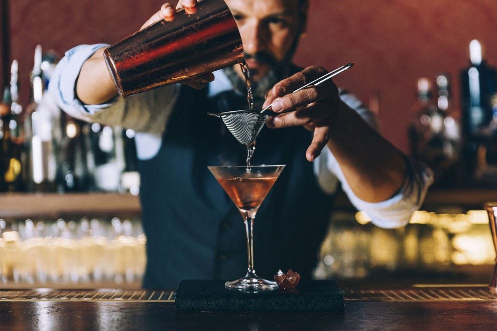 Bitters, mixers and syrups can make or break a cocktail