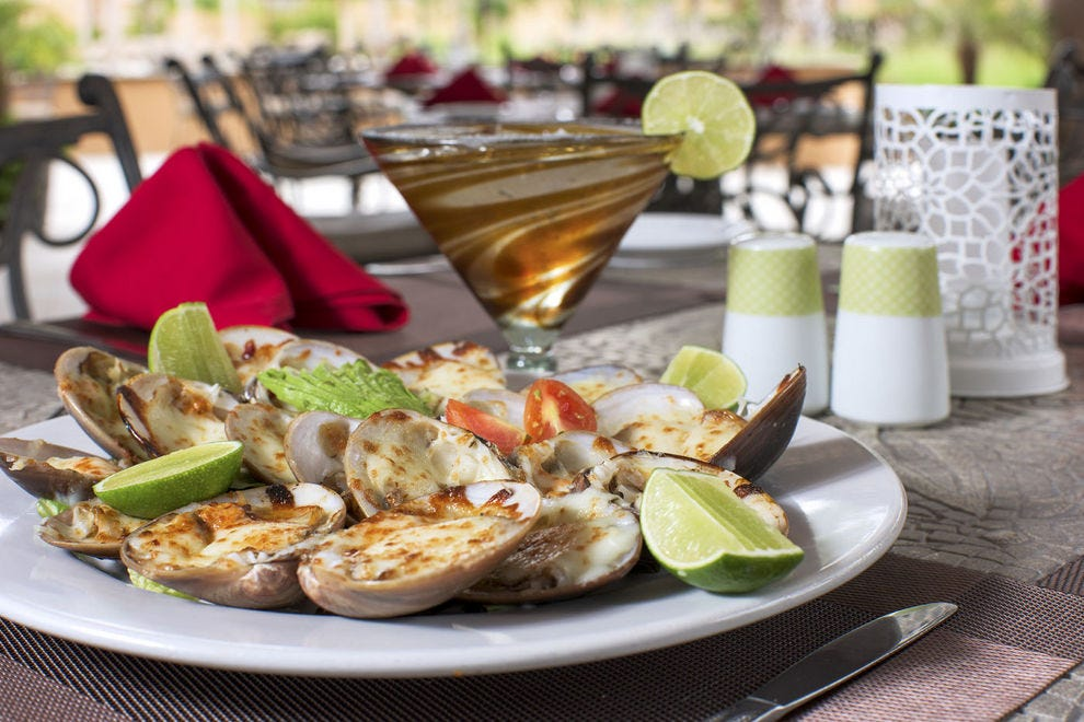 The bright flavors of Mexican cuisine can be enjoyed throughout the town of Loreto