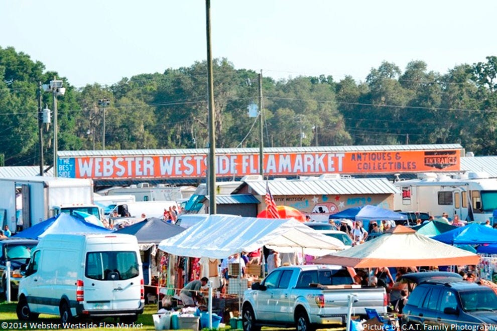 Webster Westside Flea Market