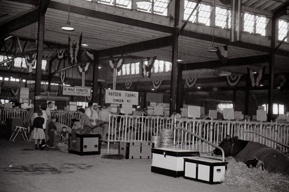 A visual history of the oldest state fair in the country